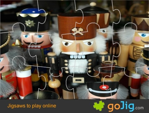 Jigsaw : Toy Soldiers