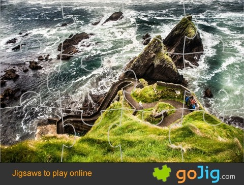 Jigsaw : Irish Coast