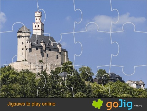 Jigsaw : The Marksburg
