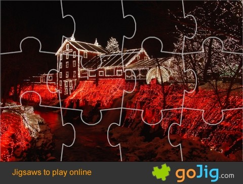 Jigsaw : House of Lights