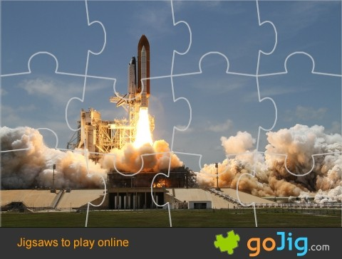 Jigsaw : Rocket Launch