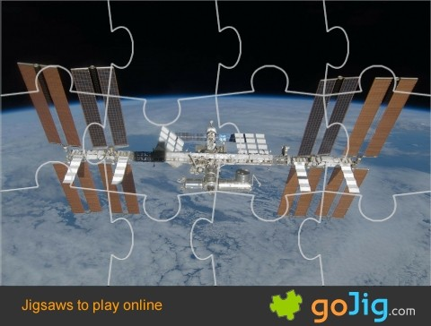 Jigsaw : International Space Station