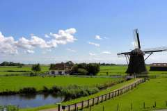 Jigsaw : Windmill in The Netherlands