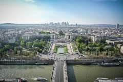 Jigsaw : Aerial View of Paris