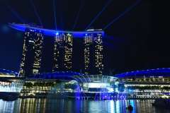 Jigsaw : Marina Bay Sands, Singapore