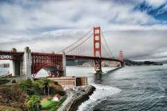 Jigsaw : Golden Gate Bridge