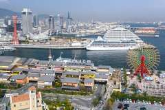 Jigsaw : Harborland in Kobe