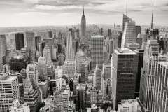 Jigsaw : New York in Black and White